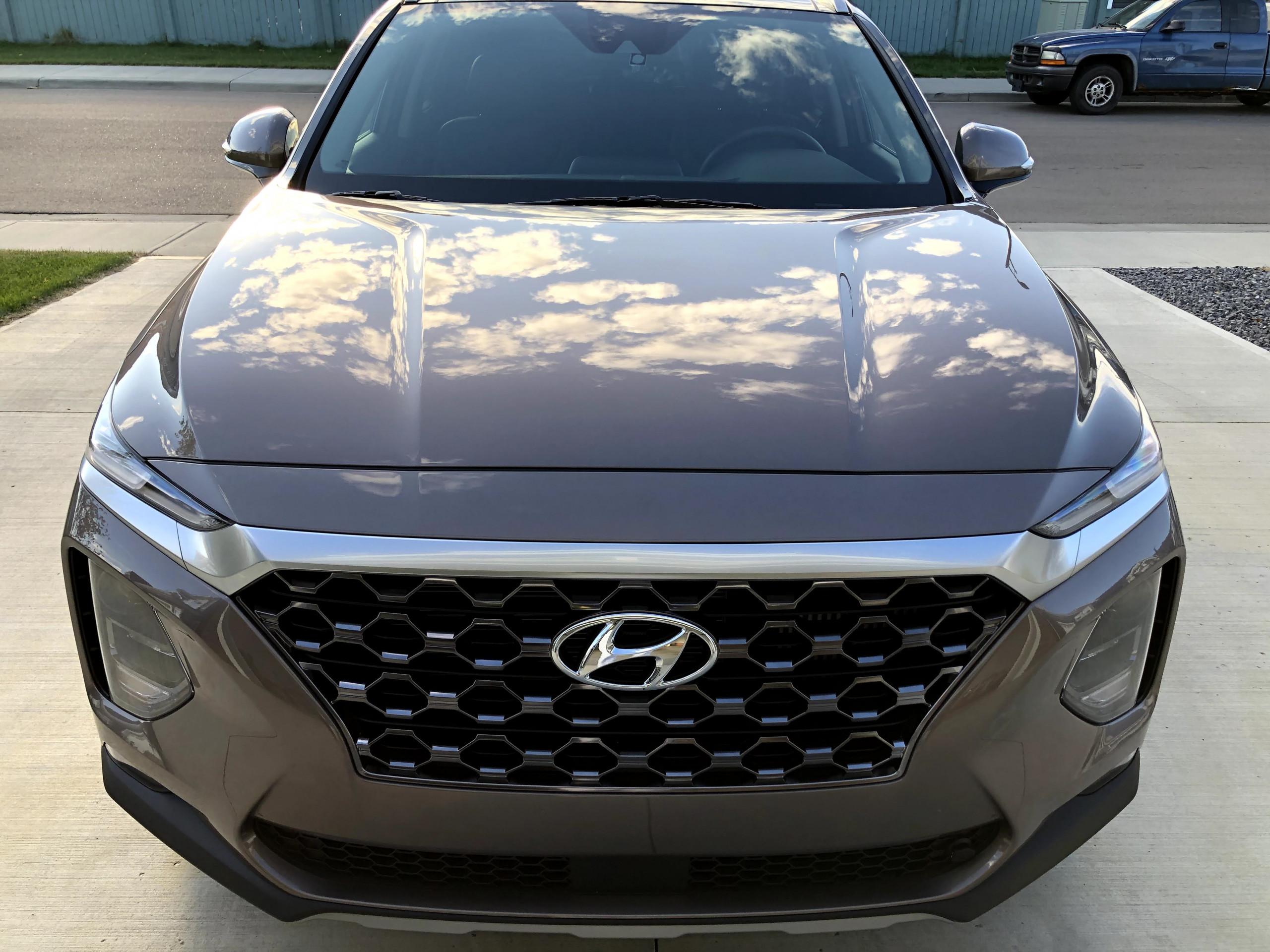2020 Hyundai Santa Fe Enhancement Detail